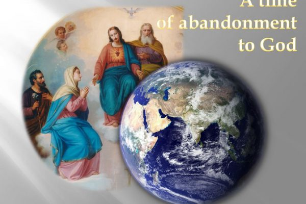 EN Tempo Dell'abbandono In Dio