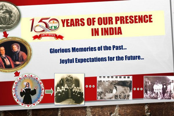 150 YEARS OF PRESENCE Acts EN